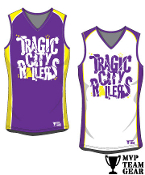 Tragic City Reversible Game Uniform