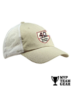 Morris Rugby 40th Anniv. Snap Back Trucker Hat