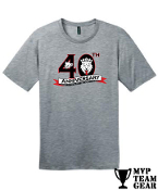 Morris Rugby 40th Anniv. T-Shirt