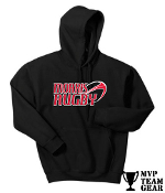 Morris Rugby Hooded Sweatshirt
