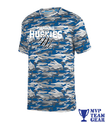 Harding Athletics Camo Dri Fit