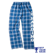 Harding Athletics Flannel Pants