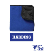 Harding Athletics Stadium Blanket