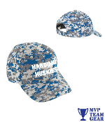 Harding Athletics Camo Hat